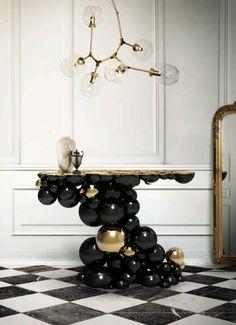 Luxury furniture design by Boca Da Lobo @Cindy Bocanegra do Lobo