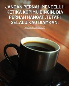 Cinta Quotes, Coffee Logo, Doa, Wisdom Quotes, Meme, Lettering, Pictures, Cafe Logo, Drawing Letters