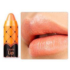 Lioele Lip Color Stick 2 Orange - L-p-87 - Lioele Lip Makeup - Lioele Point Makeup - Korean Cosmetics