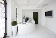 Pirelli RE - Bastia Umbra - Pavimento Living Prestige White wood #skema #madeinitaly #laminate