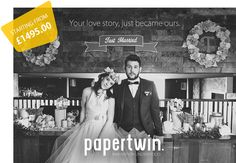 Wedding Videography | Papertwin