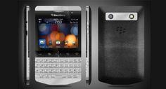 Nuevo BlackBerry 9980 Porsche Design Edition