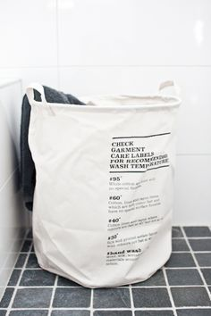 house doctor laundry bag