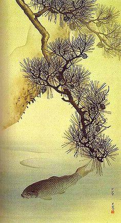 by Matsumura Goshun, (jap. 松村 呉春; April 28, 1752 (traditional: Hōreki 2/3/15)