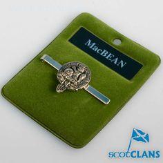 MacBean Clan Crest T