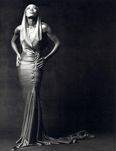 Grace Jones.