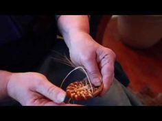 YouTube Channel Pine Needle Basket Series - eXtension