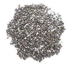Proprietà e benefici dei semi di chia che si ottengono dalla Salvia hispanica. I semi di chia hanno proprietà antiossidanti e contengono omega 3.
