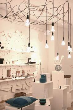 Willkommen bei weißglut concept store, Einkaufen in München