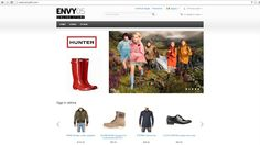 Envy05 online store is an italian ecommerce website. Envy05 è un sito ecommerce italiano. www.envy05.com