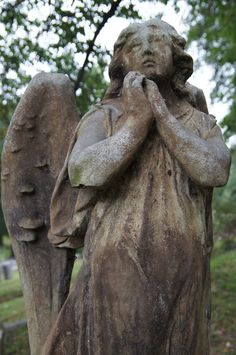 Hollywood Cemetery, Richmond Virginia. 2012 Hollywood Cemetery, Cemetery Angels, Miss You Mom, Confederate States Of America, Old Dominion, Virginia Homes, Look At The Sky, Angel Statues, Don't Blink