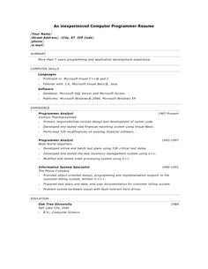 example of resume for fresh graduate http jobresumesample com