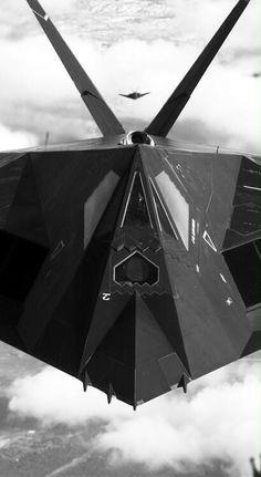 F-117 Flight