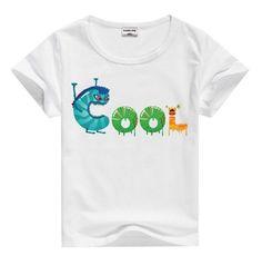 Dětské krásné tričko s krátkým rukávem cool – détká trička + POŠTOVNÉ ZDARMA Na tento produkt se vztahuje nejen zajímavá sleva, ale také poštovné zdarma! Využij této výhodné nabídky a ušetři na poštovném, stejně jako …