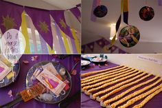 More Rapunzel party inspiration