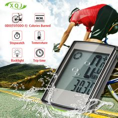 Bicycle Computer Bike Bicycle Computer Wireless Bicycle Speedometer Waterproof Stopwatch Backlight Temperature In Bicycle Accessories battery *** This is an AliExpress affiliate pin. Item can be found on AliExpress website by clicking the VISIT button Mountain Bikes For Sale, Mountain Bike Shoes, Bicycle Speedometer, Cheap Bikes, Buy Computer, Buy Bike, Cycling Accessories, Bike Seat