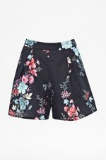 Buy French Connection Genevieve Linen-Blend Shorts, Nocturnal/Multi from our Women's Shorts range at John Lewis & Partners. House Of Fraser, Cami Tops, French Connection, John Lewis, Patterned Shorts, Floral Prints, Jumpsuits, Summer, Style