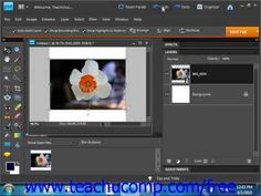Learn how to use the free transform command in Adobe Photoshop Elements at www.teachUcomp.com. A clip from Mastering Photoshop Elements Made Easy v. 9.0. http://www.teachucomp.com/free - the most comprehensive Photoshop Elements tutorial available. Visit us today!