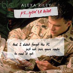 You're Mine by Alexa Riley