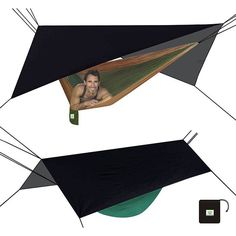 Hammock Bliss: XL Rain Fly