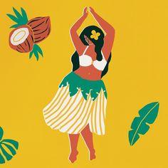 Hawaiian girl ;)