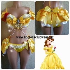 Hey, I found this really awesome Etsy listing at https://www.etsy.com/listing/173992156/beauty-and-the-beast-belle-inspired-rave