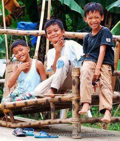 Local hams, Kalibo, Aklan, Philippines http://1dad1kid.com