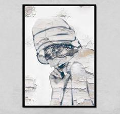 Fundstücke Kunstverstecke Frau von Atelier Art-istique auf DaWanda.com