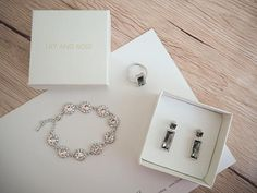Lily and Rose jewellery