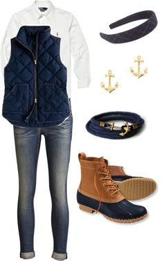 casual outfits for rainy weather best outfits # preppy Outfits casual outfits for rainy weather best outfits - Page 78 of 100 - Florida luxury waterfront condo Winter Outfits For Teen Girls, Fall Winter Outfits, Autumn Winter Fashion, Winter Wear, Outfits For Rainy Days, Preppy Outfits For School, Preppy Fall Outfits, Duck Boots Outfit, Casual Clothes
