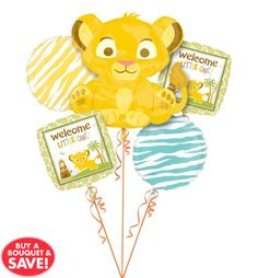 Lion King Baby Shower Party Supplies - Party City