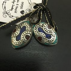 A personal favorite from my Etsy shop https://www.etsy.com/listing/274393766/nepalese-vintage-small-handmade-earrings