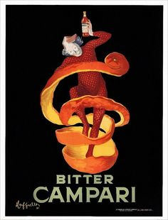 Just picked up this piece by Leonetto Cappiello. Love how he uses such bright and deep colors