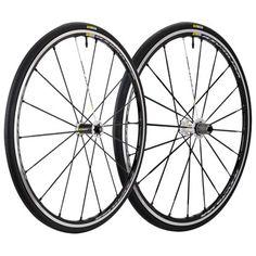 (for training?) Mavic Ksyrium SLS Road Bike Wheelset