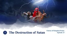 "Musical Show ""Gospel Choir Episode The Destruction of Satan Christian Videos, Christian Movies, Satan, Heaven Pictures, Revelation 17, Babylon The Great, Praise Dance, Tagalog, Kirchen"