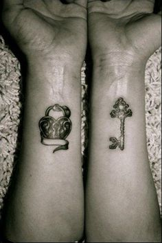 Me and my hubby have this couple tattoo just different design
