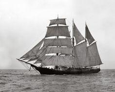 Tipus de vaixell Bergantí. Crèdit: WordPress
