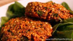 Cajun Burger Recipe | Healthy Vegan Recipes | Healthy Vegan Recipes On Video