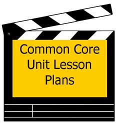 Common Core units K-2