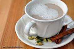 The Whole Life Nutrition Kitchen: Dandelion Root Chai Tea