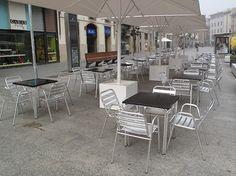 Sea chairs and Raya tables
