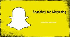 How #Brands can Use Snapchat to Leverage their #SocialMedia… http://www.ads2020.marketing/2016/01/how-to-use-snapchat-for-business.html