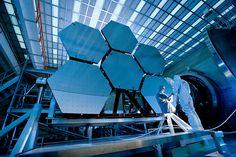 H NASA κατασκευάζει το μεγαλύτερο διαστημικό τηλεσκόπιο στο κόσμο [εικόνες]
