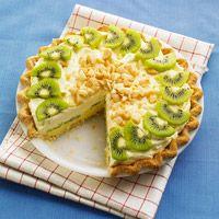 Kiwi Summer Limeade Pie