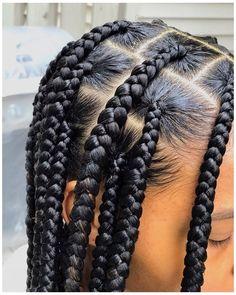 Box Braids Hairstyles For Black Women, Braids Hairstyles Pictures, Cute Braided Hairstyles, African Braids Hairstyles, Braids For Black Hair, Hair Pictures, Black Hair Braid Hairstyles, Short Weave Hairstyles, Hairstyle Short