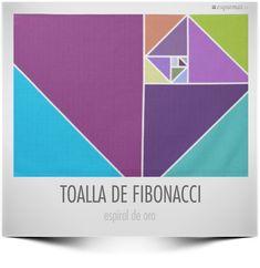 Esquemat Toalla de Fibonacci de @notemates