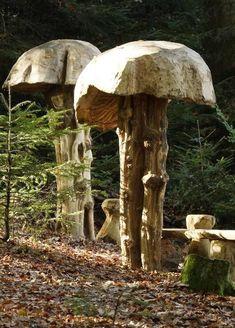 Pilzlehrpfad Mycelium