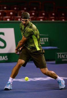 Rafael Nadal ©FFT