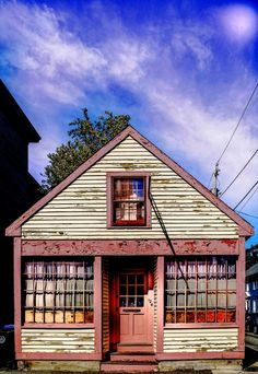 Boston Old House