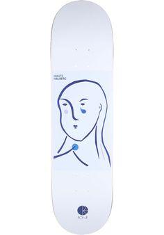 Polar-Skate-Co Hjalte-Halberg-Teardrop - titus-shop.com #Deck #Skateboard #titus #titusskateshop